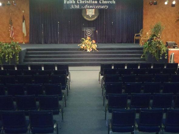 Faith Christian Church, 1215 New Savannah Rd., Augusta, Georgia, 30901, United States
